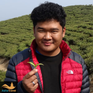 Vishal Gurung - Asha Travel