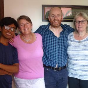 Testimonial - Tansy, Bridget & Tadhg